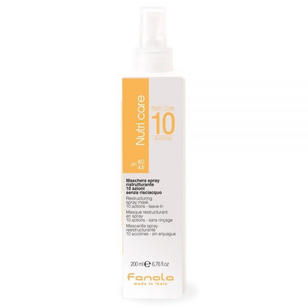 Fanola Nutri One 10 Action Spray Mask Leave in