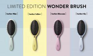 HH Simonsen wonder brush limited edition